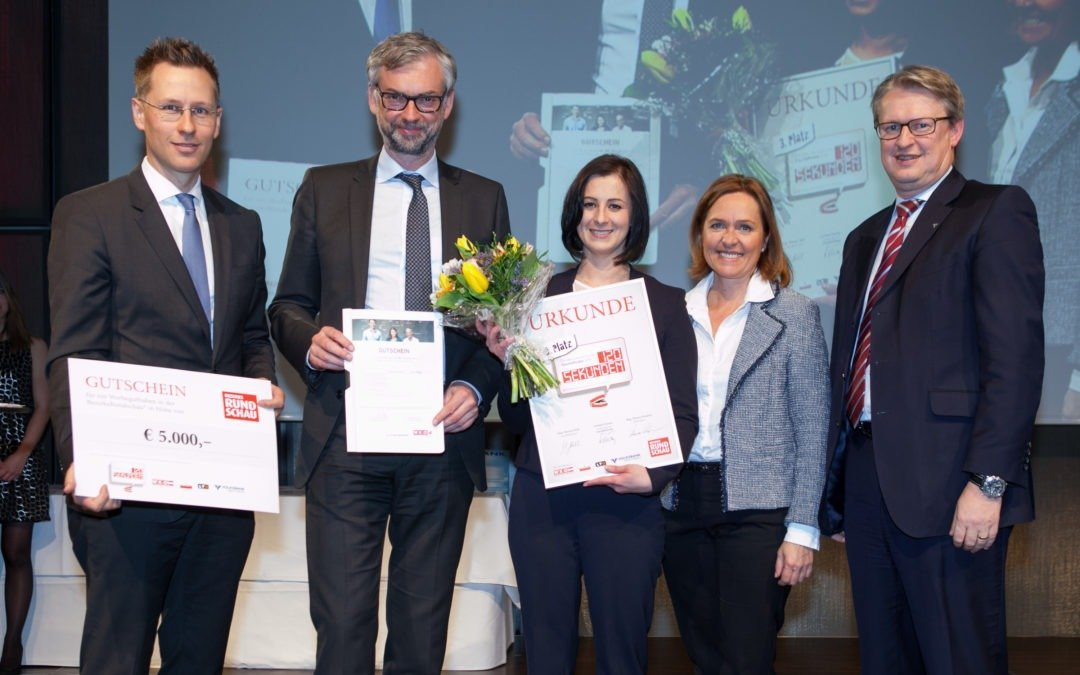 Kieferfreund gewinnt 3. Platz bei Startupbewerb 120 Sekunden
